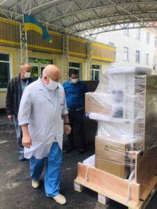У травматологічному відділенні Ірпінської лікарні встановили нове нове сучасне обладнання