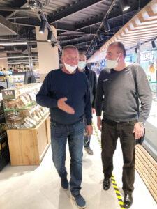 У Мостищах відкрився новий супермаркет Фора