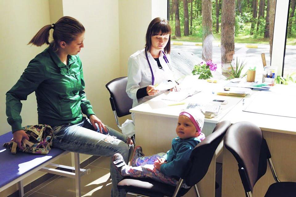 В Ірпені відкриють ще одну амбулаторію сімейної медицини
